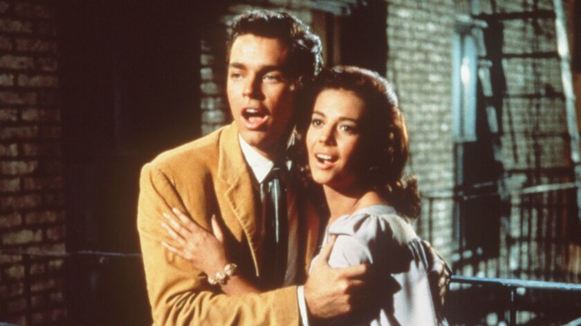 """Natalie Wood, a white actress of Russian heritage, played the Puerto Rican character Maria in the 1961 film version of """"West Side Story."""""""