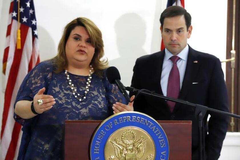 El senador Nadal Power pide la renuncia de Jennifer González - Hoy Los  Ángeles