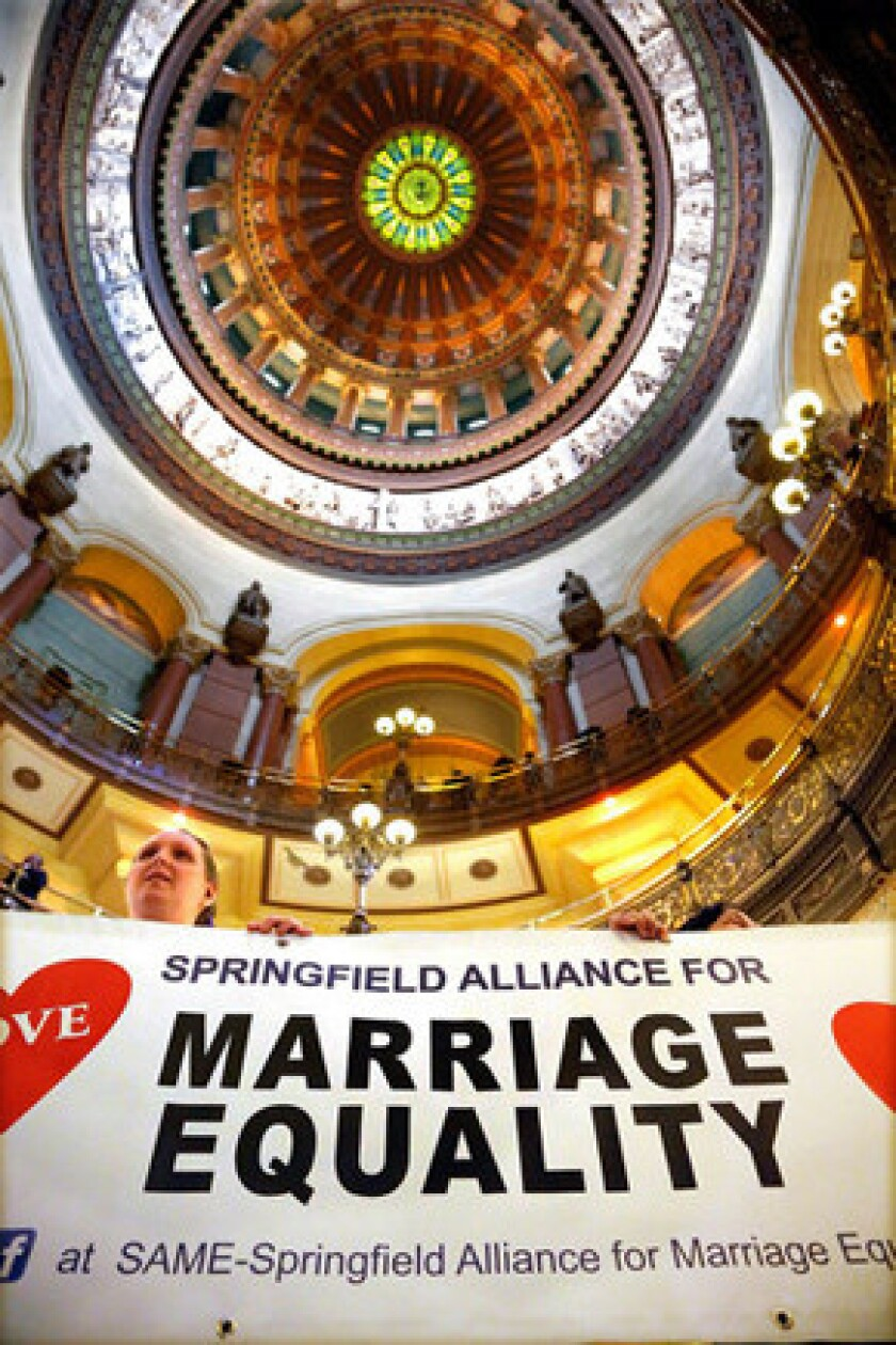 Gay Marriage Illinois