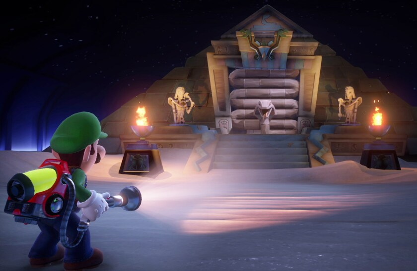 Review In Nintendo S Luigi S Mansion 3 Mario Brother