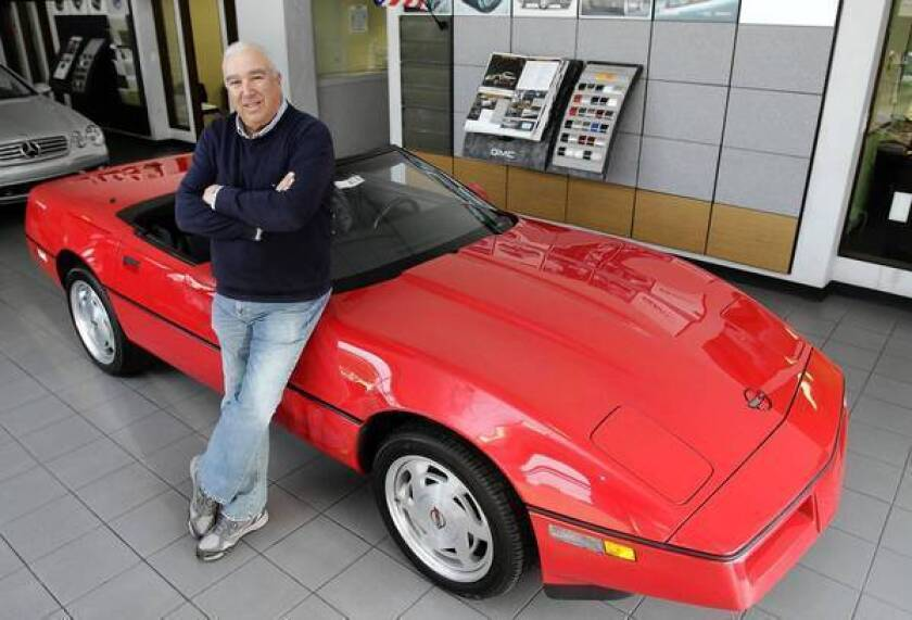 23 years later, this stolen Corvette is still hot