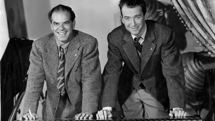 Image result for director frank capra in 1946