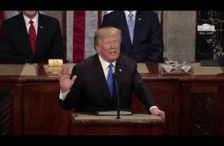Trump's first State of the Union in 7 minutes