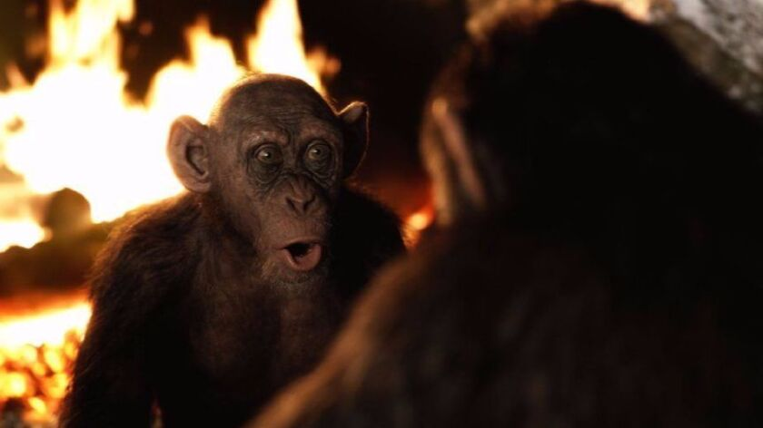 "Steve Zahn joins the cast of ""War for the Planet of the Apes"" as Bad Ape, a new character in the fra"