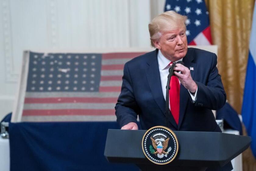 Trump nomina a Eugene Scalia como nuevo secretario de Trabajo