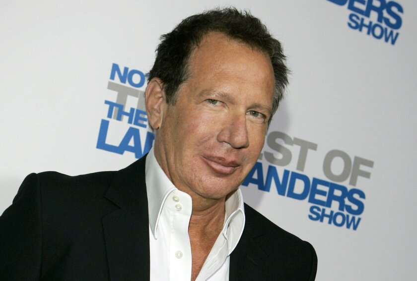 """CORRECTS SPELLING OF GARRY- FILE - In this April 10, 2007 file photo, actor Garry Shandling arrives at the wrap party and DVD release for """"The Larry Sanders Show"""" in Beverly Hills, Calif. Shandling, who as an actor and comedian pioneered a pretend brand of self-focused docudrama with """"The Larry Sanders Show,"""" died, Thursday, March 24, 2016 of an undisclosed cause in Los Angeles. He was 66. (AP Photo/Chris Carlson, File)"""