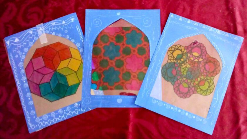 Islamic geometric art will be among the traditional crafts featured at the second annual open Mosque