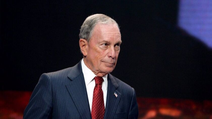 Image result for bloomberg gun control images