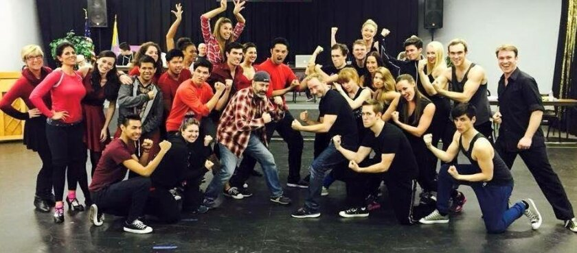 San Diego Musical Theatre's production of 'West Side Story' will run from Feb. 13 to March 1 at the Spreckels Theatre.