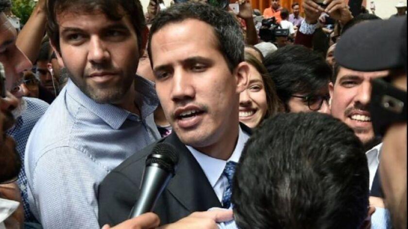 Some U.S. diplomats depart Venezuela as tensions deepen