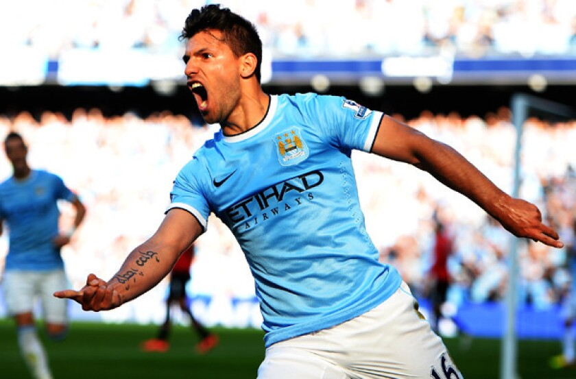Soccer on TV: This weekend's top games feature Bayern Munich and Manchester City