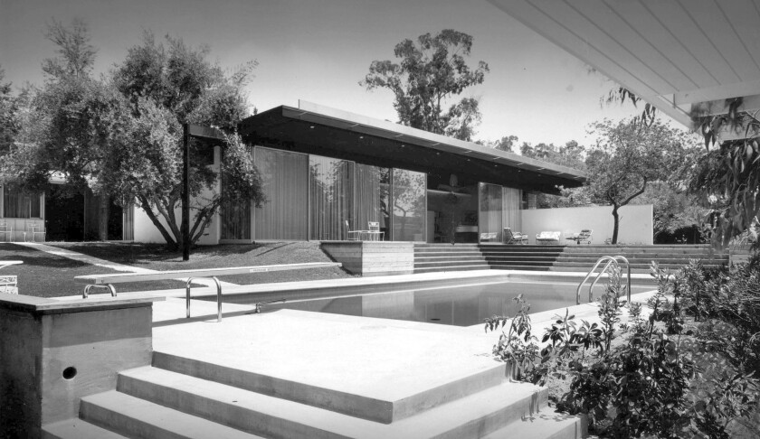 An aborted plan to raze Richard Neutra's Kronish Residence in Beverly Hills helped galvanize the creation of a landmark designation process and a five-person Cultural Heritage Commission. Preservationists decried the City Council's decision Tuesday to alter the preservation ordinance.