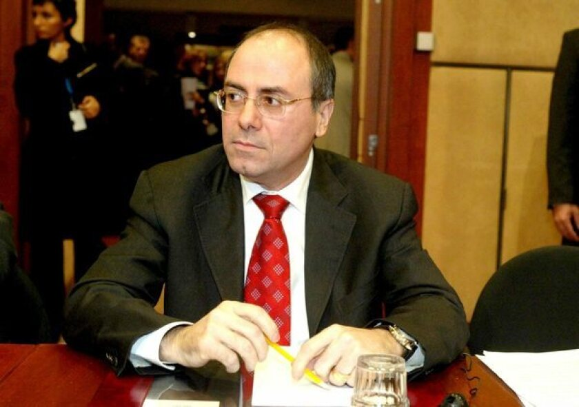 "Silvan Shalom, former Israeli foreign minister, said that upon taking public office, he was advised to assume ""the whole world was listening."""