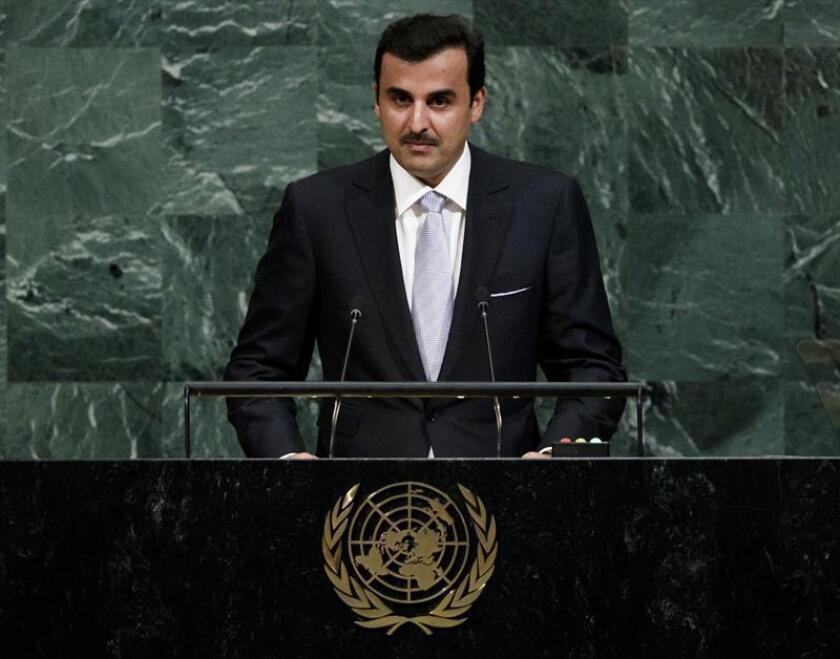 Trump conversa con el emir de Catar sobre el papel desestabilizador de Irán