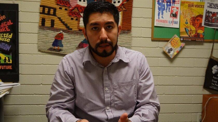 Daniel Alfaro coordinador de You Are América.