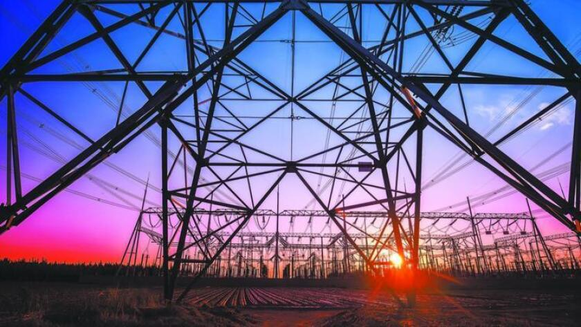 California Power Outage Map, California Power Grid Expansion Bill Again Moves Forward, California Power Outage Map