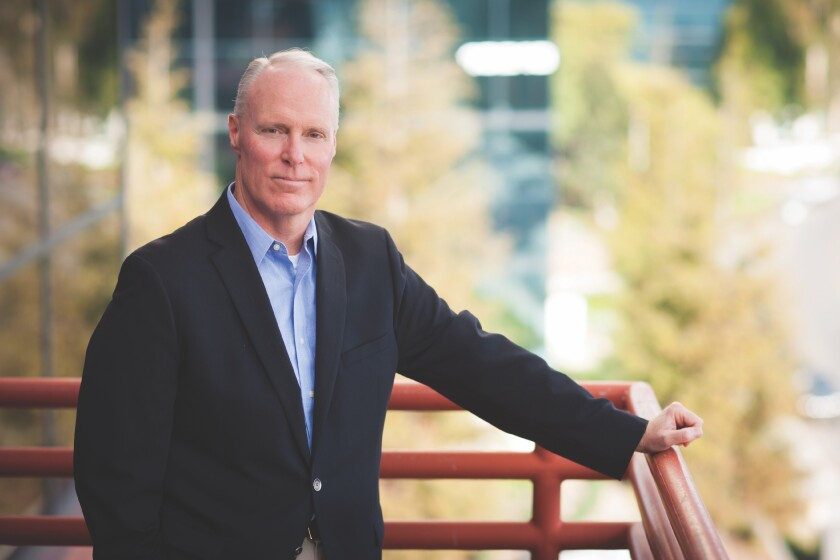 Chris Van Gorder is president/CEO of Scripps Health in San Diego.