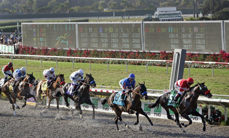 2011 Pacific Classic