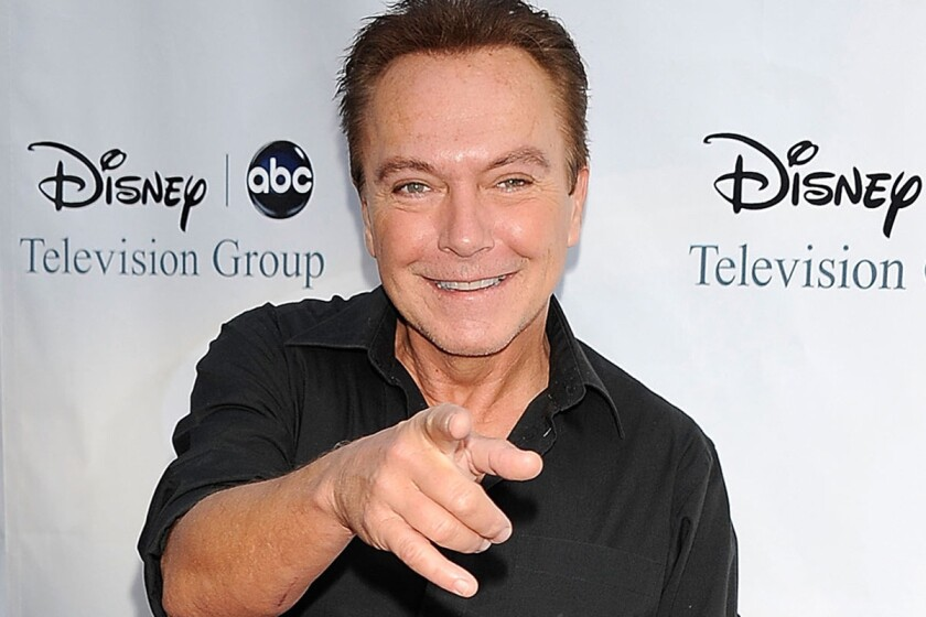 David Cassidy was charged with DUI on Tuesday stemming from an arrest near LAX in January. It's his third arrest on suspicion of driving under the influence. He is pictured in 2009.