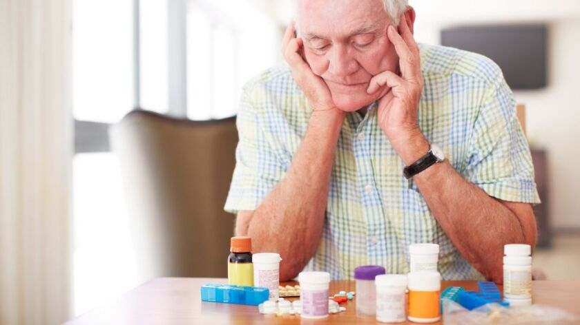 So much medication!