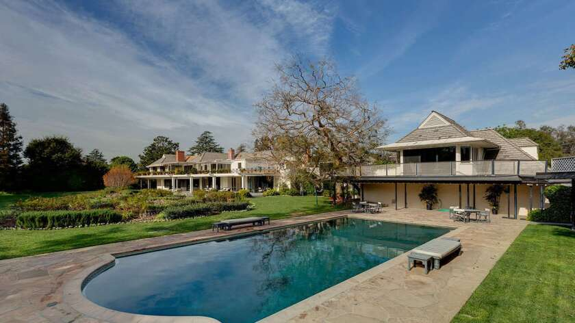 Bob and Dolores Hope's Toluca Lake compound | Hot Property