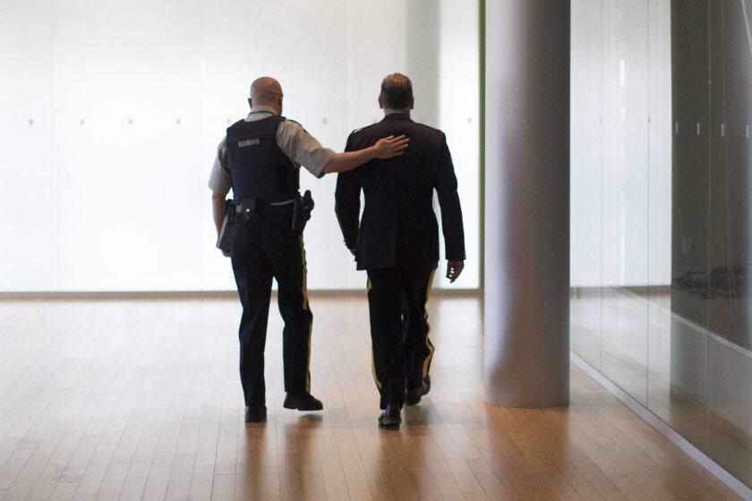 Canada arrests 2 in alleged Al Qaeda-backed terror plot