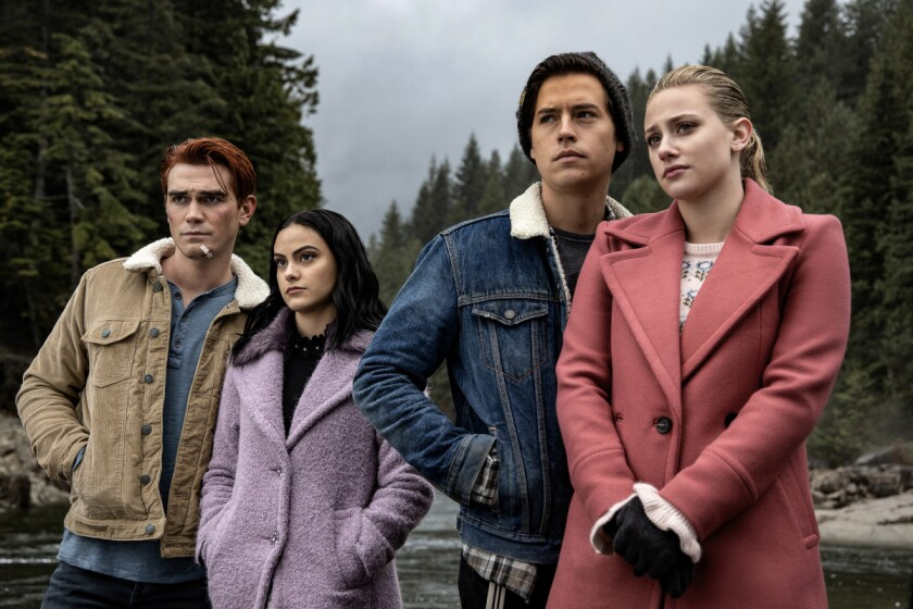 "The CW's ""Riverdale"" has spawned a boomlet of teen dramas with retro styling, moody plots and mordant wit."