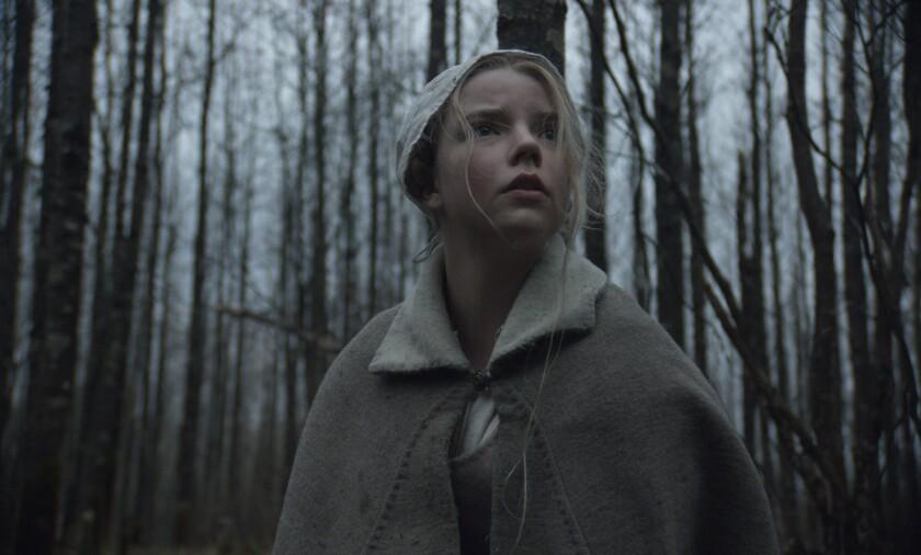 """La actriz de ascendencia argentina y española Anya Taylor-Joy es la protagonista de """"The Witch"""", que llega finalmente este viernes a las salas de cine de EE.UU."""
