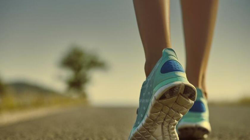 How do you find a good pair of running shoes?