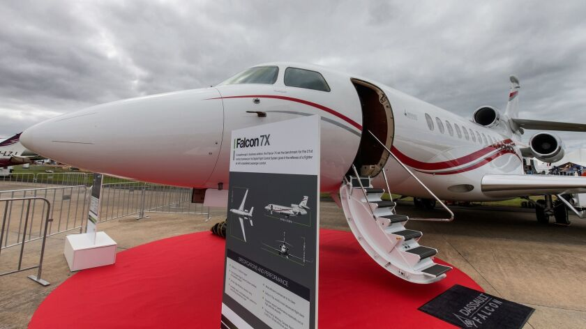 Televangelist wants his followers to pay for a $54-million private jet. It would be his fourth plane