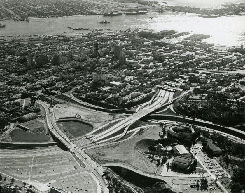 1958 - San Diego Redevelopment Agency created