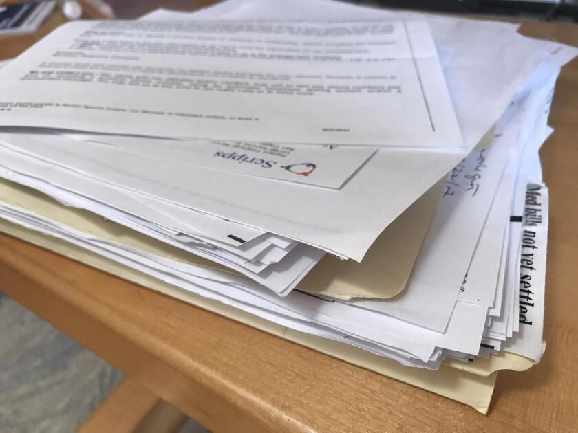 Reconciling medical bills after a major illness is a part-time job.