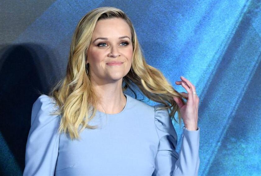 """La actriz Reese Witherspoon y el estudio Metro-Goldwyn-Mayer se encuentran cerca de cerrar un acuerdo para rodar la tercera parte de la comedia """"Legally Blonde"""" (2001), informó hoy el medio especializado Deadline. EFE/Archivo"""