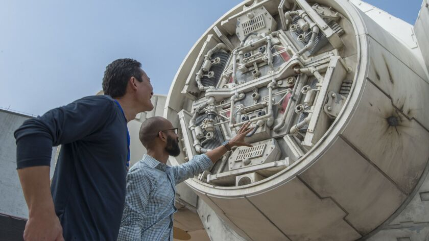 Disneyland's Star Wars: Galaxy's Edge to open early, with a catch.