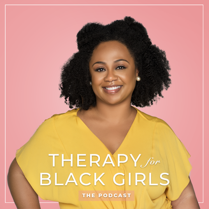 """""""Therapy for Black Girls"""" is a podcast created by Dr. Joy Harden Bradford"""