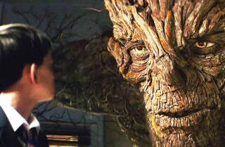 'A Monster Calls' movie review by Kenneth Turan