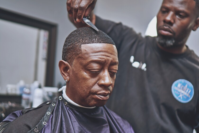 Shuttered Salons Cut To The Quick As Home Haircuts And Dye Jobs Explode The San Diego Union Tribune