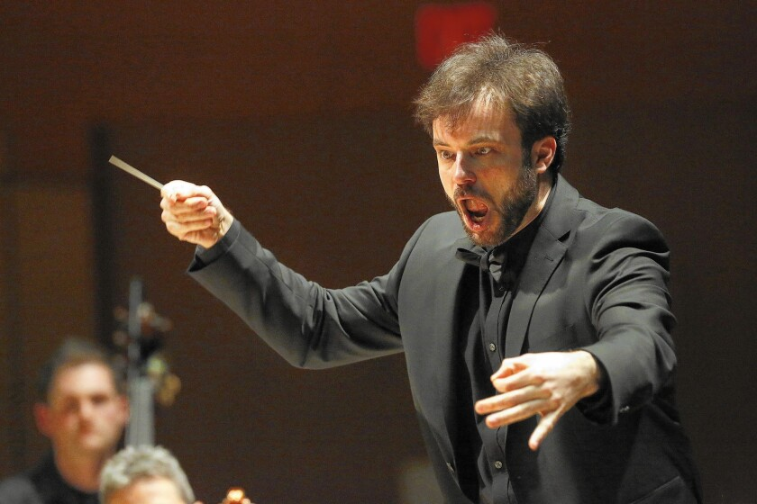 A Polish accent to L.A. Phil New Music Group's Green Umbrella program