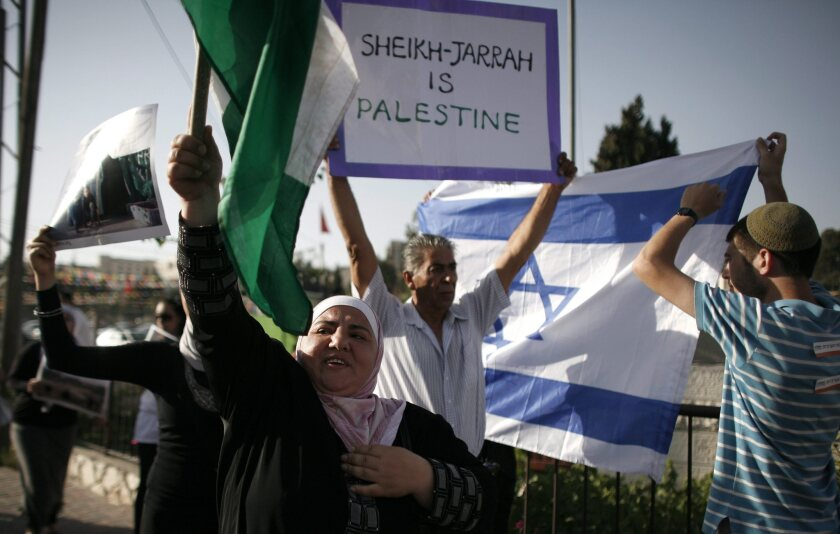 A scientific study found that paradoxical thinking changed some Israelis' beliefs about the conflict with the Palestinians.