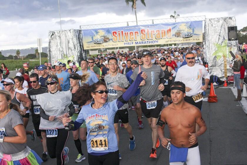 Silver Strand Half Marathon