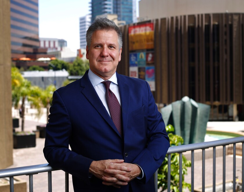 David Bennett, general director of San Diego Opera, has had his contract extended to mid-2024.