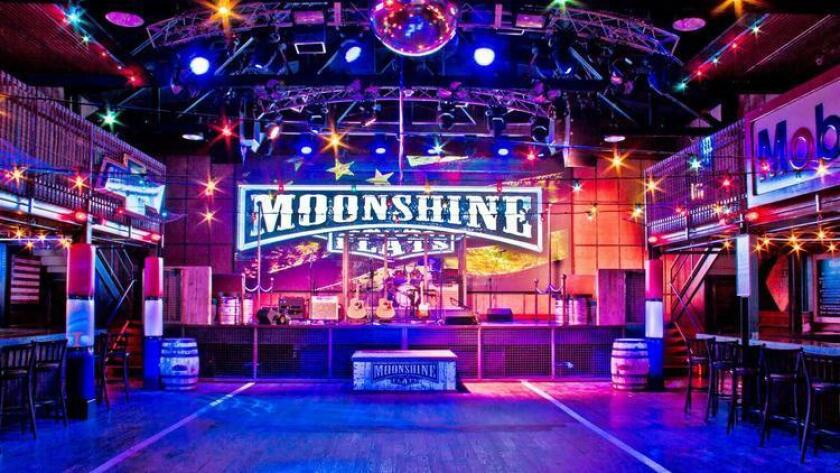 Celebrate with downtown San Diego's country music venue, Moonshine Flats, as they host their second anniversary party. The Cadillac Three will perform live and special guest Tucker Beathard will make an appearance. 8 p.m. Thursday. Moonshine Flats, 344 Seventh Ave., East Village. 21-and-up. Click here to get on the list for complimentary entry. moonshineflats.com/anniversary