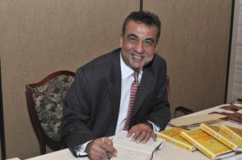 Azim Khamisa. Photo/McKenzie Images