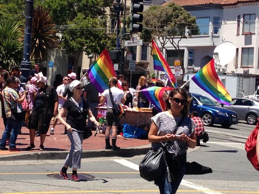 Prop 8, gay marriage, San Francisco