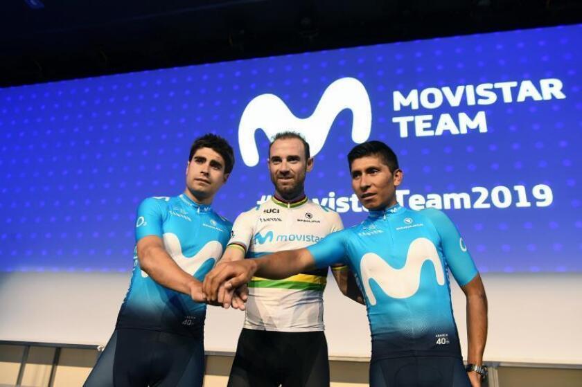 """Landa:""""El Giro me lo dio todo y volver con la máxima aspiración hace ilusión"""""""