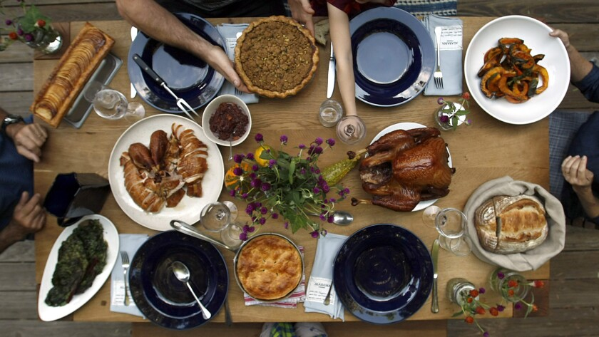 This is what a food critic cooks for Thanksgiving