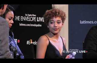 Amandla Sternberg on tackling current issues in 'The Hate U Give'