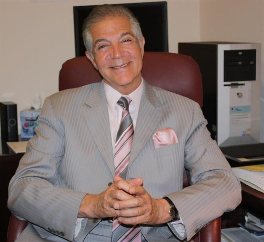 Alex Nogales, director general de la Coalición Nacional Hispana ante los Medios (NHMC, en inglés). EFE/Archivo