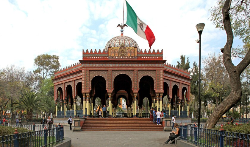Mexico City's architectural treasures: A resident photographer's