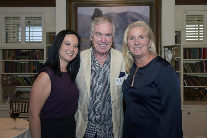 RSF Education Foundation holds Community Partners Reception